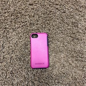 OtterBox 7/8 iPhone case.
